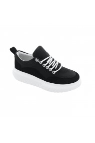 Pantofi casual Torino FS-01 Negri