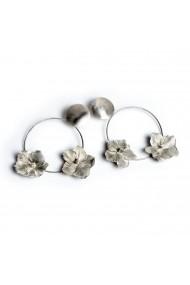 Cercei argint Bubble of Beauty Jewelry 001 Argintiu