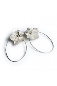 Cercei argint Bubble of Beauty Jewelry 002 Argintiu