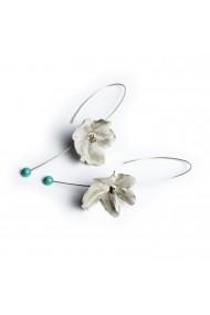 Cercei argint Bubble of Beauty Jewelry 004 Argintiu