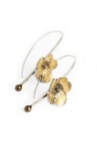 Cercei argint Bubble of Beauty Jewelry 006 Auriu