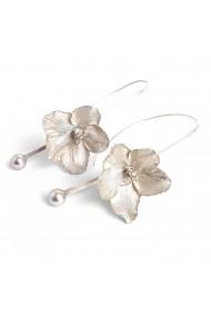 Cercei argint Bubble of Beauty Jewelry 007 Auriu
