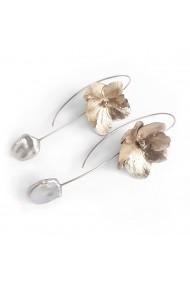 Cercei argint Bubble of Beauty Jewelry 008 Auriu