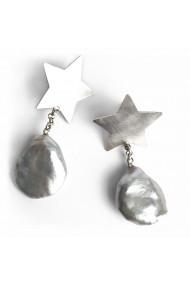 Cercei argint Bubble of Beauty Jewelry 026 Argintiu