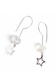 Cercei argint Bubble of Beauty Jewelry 028 Argintiu