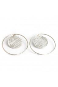 Cercei argint Bubble of Beauty Jewelry 031 Argintiu