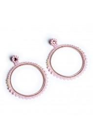 Cercei fantezie Bubble of Beauty Jewelry 038 Argintiu