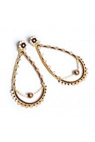 Cercei fantezie Bubble of Beauty Jewelry 039 Argintiu