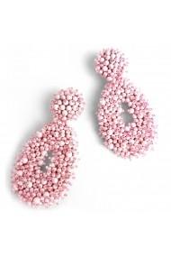 Cercei fantezie Bubble of Beauty Jewelry 047 Roz