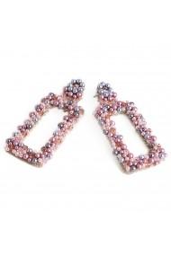 Cercei fantezie Bubble of Beauty Jewelry 052 Roz