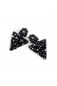 Cercei fantezie Bubble of Beauty Jewelry 054 Negru