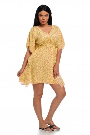 Set poncho de plaja mama-fica Dress To Impress