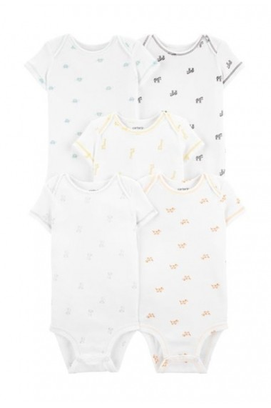 Set 5 body Carters animalute