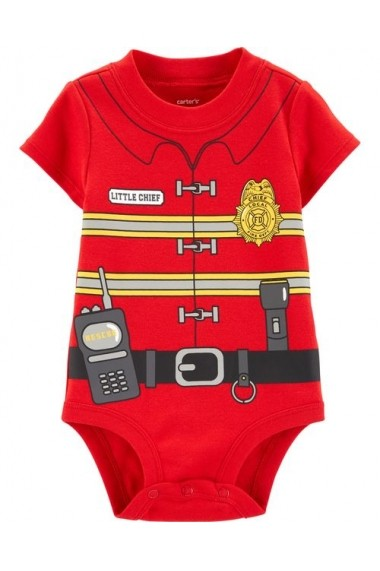 Body Carters Costum de pompier bumbac