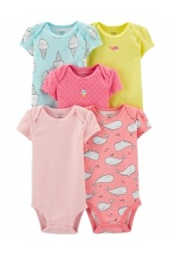 Set 5 body Carters 1H357410 Multicolor