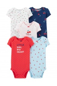 Set 5 body Carters 1H357310 Multicolor