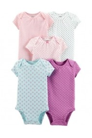 Set 5 body Carters 17636410 Multicolor