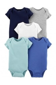 Set 5 piese Carters 17639010 Multicolor