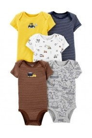 Set 5 piese Carters 17638010 Multicolor
