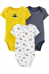 Set 3 body Carters 18138310 Multicolor