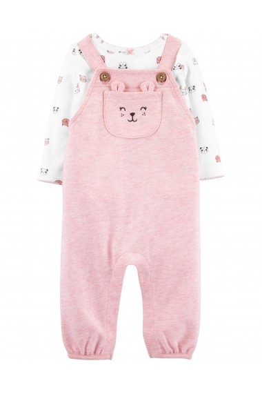 Set 2 piese Carters 18635810 Roz