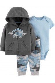 Set 3 Piese Carters 16485911 Multicolor