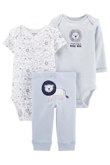 Set 3 piese Carters 17644210 Multicolor