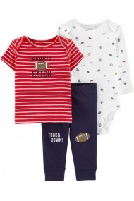 Set 3 piese Carters 17644810 Multicolor