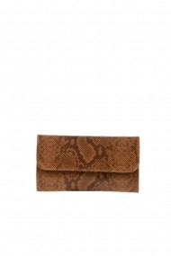 Clutch Antonia Moretti AM0353Cognac Maro