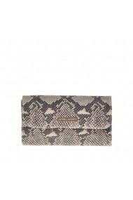Clutch Antonia Moretti AM0353Beige Animal Print