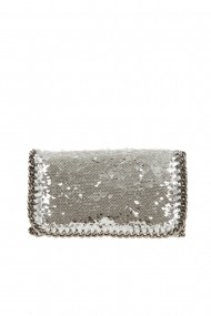 Geanta de umar Chiara Canotti CC0336Argento Argintiu