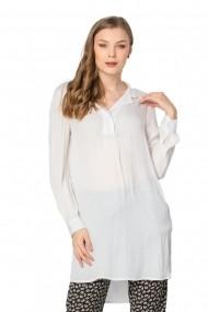 Bluza Giorgal extra soft Plama alba