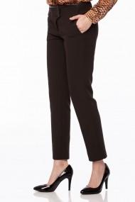 Pantaloni drepti Giorgal Ireland negri