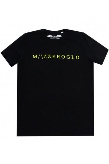 Tricou Mazzeroglo MZG-12348 Negru
