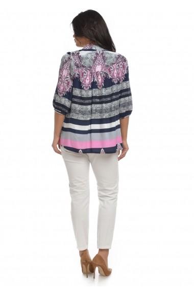 Bluza Eranthe Wide V108 Multicolora