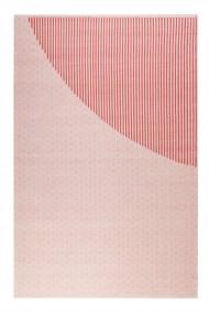 Covor Esprit Modern & Geometric East Atlanta Kelim, Roz, 130x190