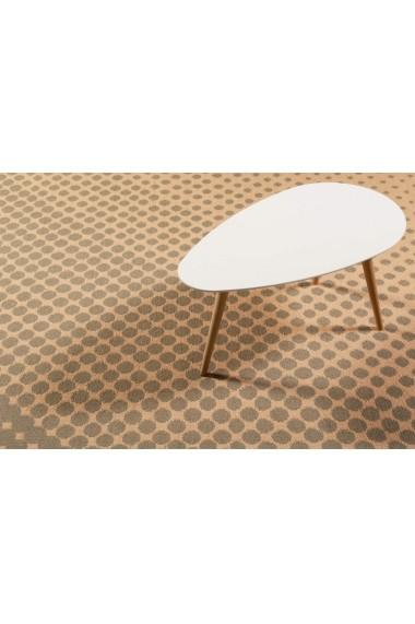 Covor Esprit Modern & Geometric Vel Kelim, Portocaliu, 80x150