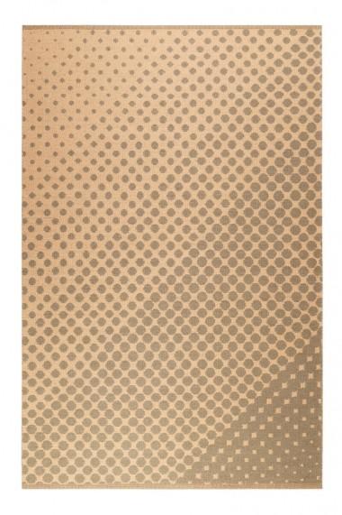 Covor Esprit Modern & Geometric Vel Kelim, Portocaliu, 130x190