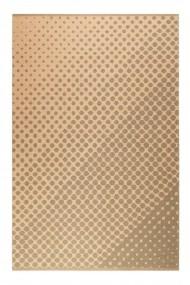 Covor Esprit Modern & Geometric Vel Kelim, Portocaliu, 160x230