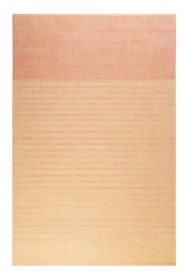 Covor Esprit Modern & Geometric Waves Kelim, Portocaliu, 130x190