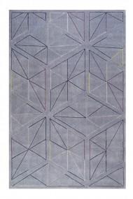 Covor Esprit Modern & Geometric Function, Gri, 70x140