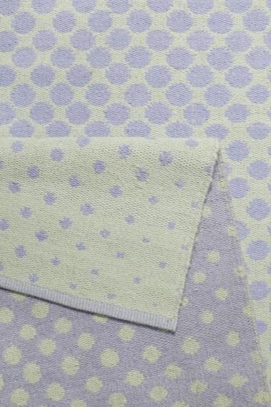 Covor Esprit Modern & Geometric Vel Kelim, Albastru, 80x150