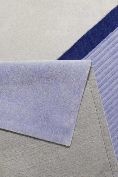 Covor Esprit Modern & Geometric Xaz, Albastru, 160x230