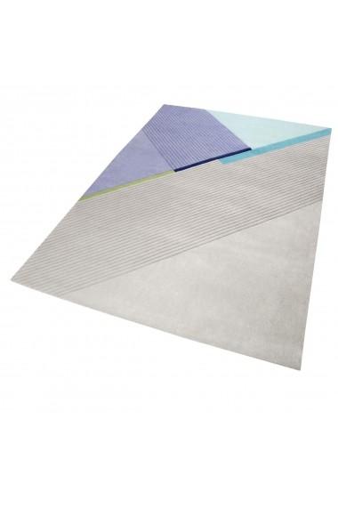 Covor Esprit Modern & Geometric Xaz, Gri, 70x140
