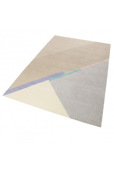 Covor Esprit Modern & Geometric Xaz, Bej, 70x140