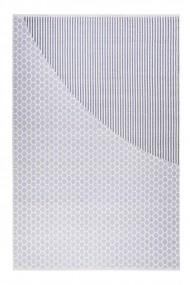 Covor Esprit Modern & Geometric East Atlanta Kelim, Albastru, 160x230
