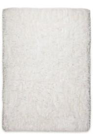 Covor Tom Tailor Shaggy Flocatic Alb 160x230 cm