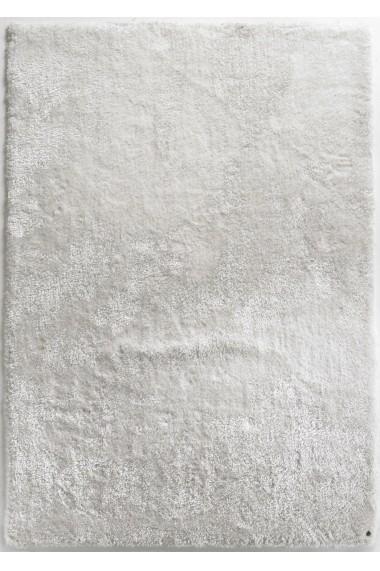 Covor Tom Tailor Shaggy Soft Alb 160x230 cm