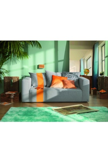 Covor Tom Tailor Shaggy Soft Albastru 50x80 cm