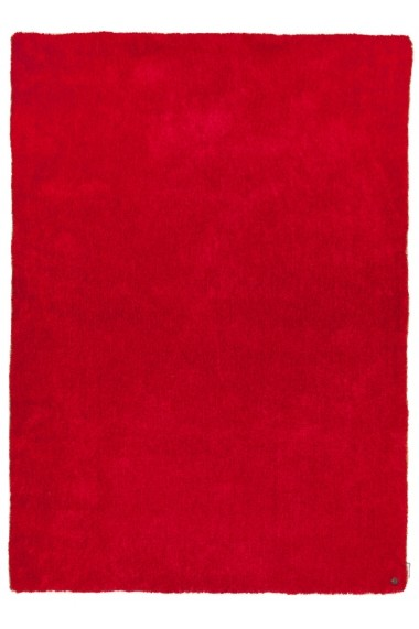 Covor Tom Tailor Shaggy Soft Rosu 50x80 cm